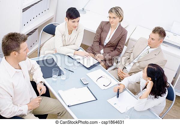 réunion, personnel - csp1864631