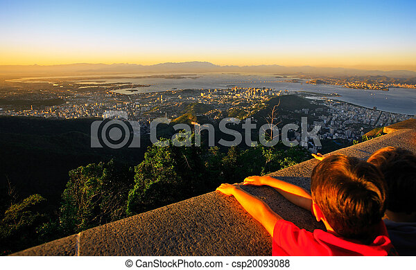 Vista de Río de Janeiro - csp20093088