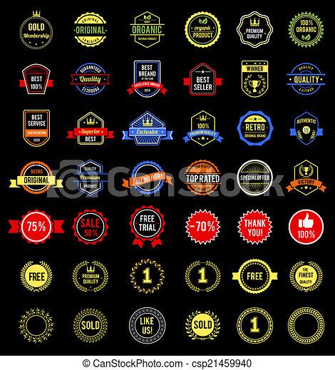 różny, symbole - csp21459940