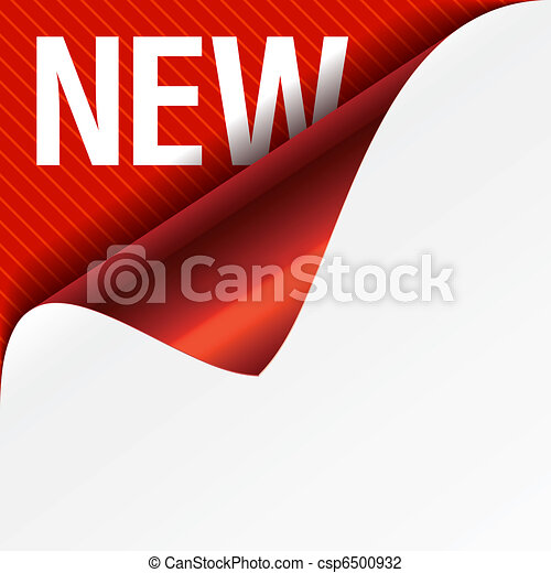 róg, ufryzowany, -, znak, nowy - csp6500932