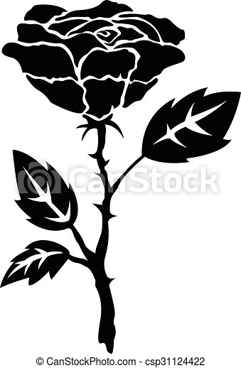 rózsa - csp31124422