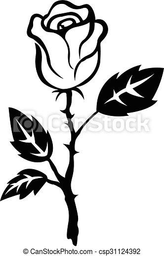 rózsa - csp31124392