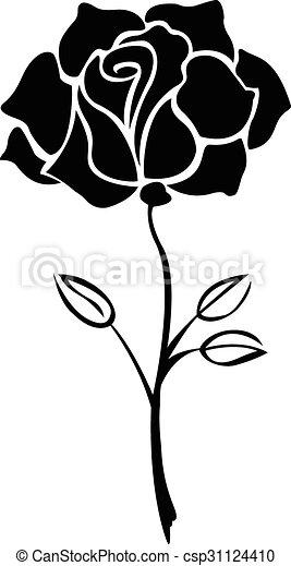 rózsa - csp31124410