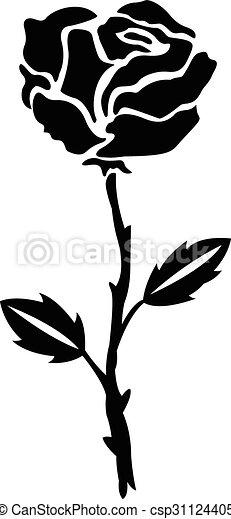rózsa - csp31124405