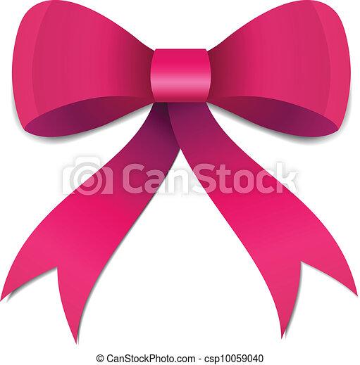 rózsaszínű, ábra, íj - csp10059040