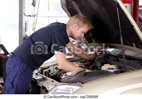 rögzítő, szerelő, autó - csp7206268