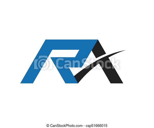 R letter logo business template vector icon vector clip art search r letter logo csp51666015 altavistaventures Gallery