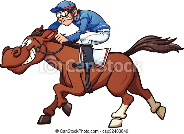 horse race illustrations and clip art 9 812 horse race royalty free rh canstockphoto com horse racing clip art borders horse race clipart