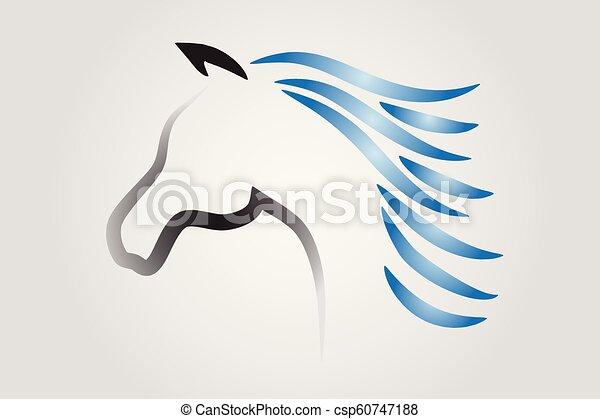 Racing horse logo vector stock royalty free cliparts, vectors, and.