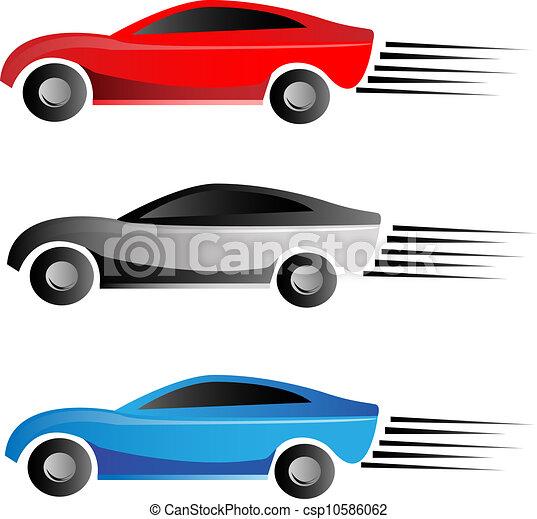 Clip Art For Car Racing