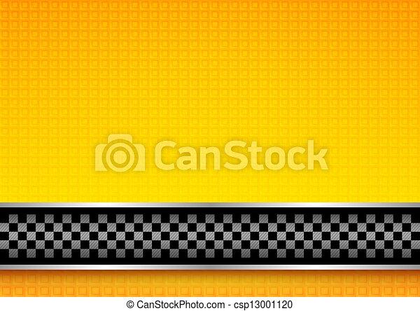Racing template - csp13001120