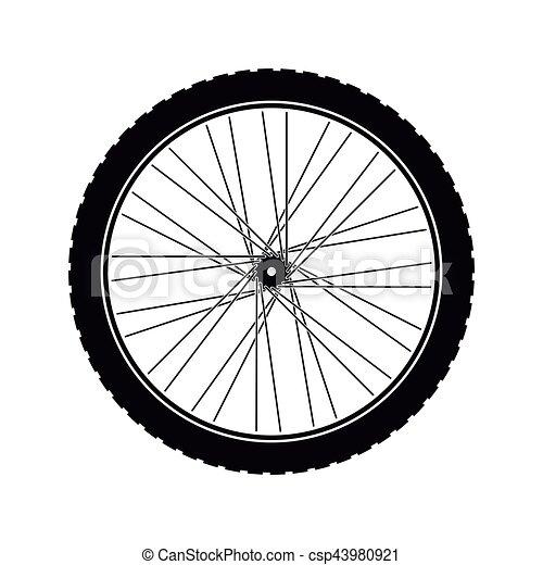 rad fahrradreifen rad grafik erm den vektor fahrrad. Black Bedroom Furniture Sets. Home Design Ideas