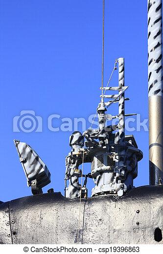 radar system antenna maritime - csp19396863
