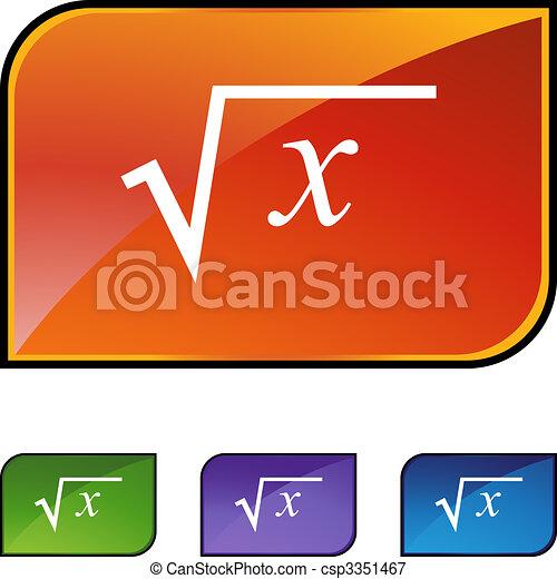 radice quadrata - csp3351467