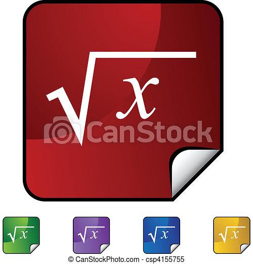 radice quadrata - csp4155755