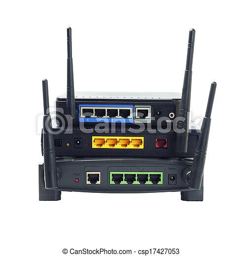 radio, router - csp17427053
