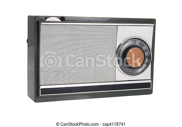 radio transistor - csp4118741