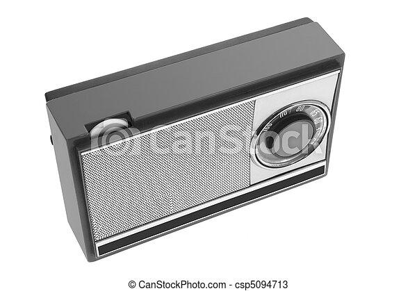 radio transistor - csp5094713