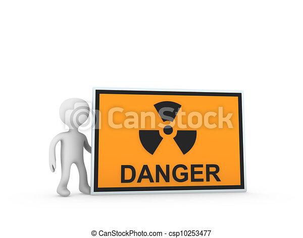 radioactivity panel - csp10253477