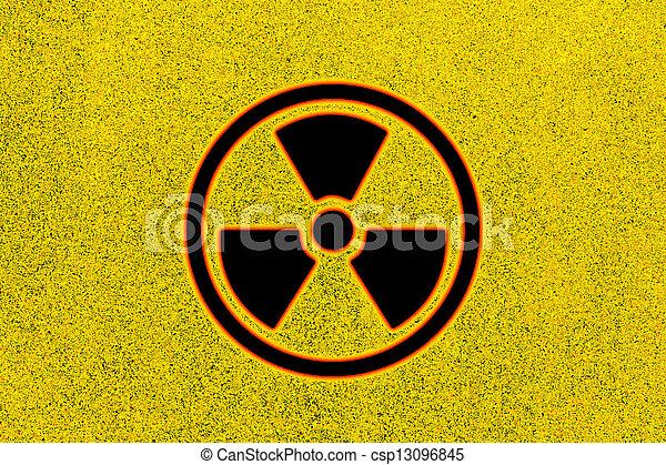 Radioaktiv - csp13096845