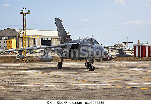 RAF Tornado - csp8066235
