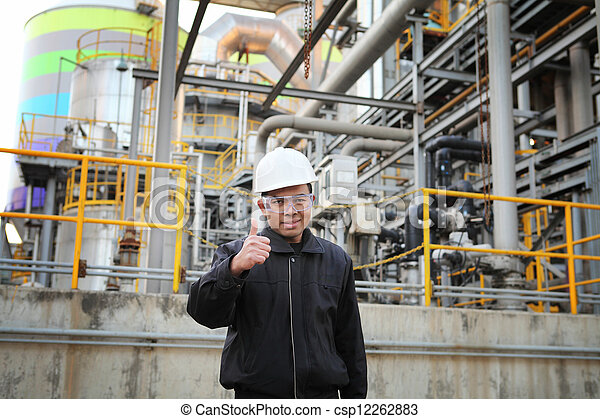 olie ingeniør