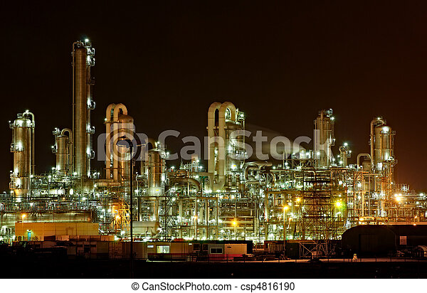 raffinerie - csp4816190