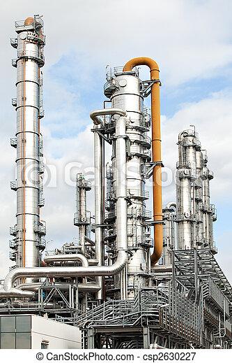 raffinerie, huile - csp2630227