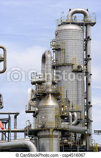 raffinerie, huile - csp4516067