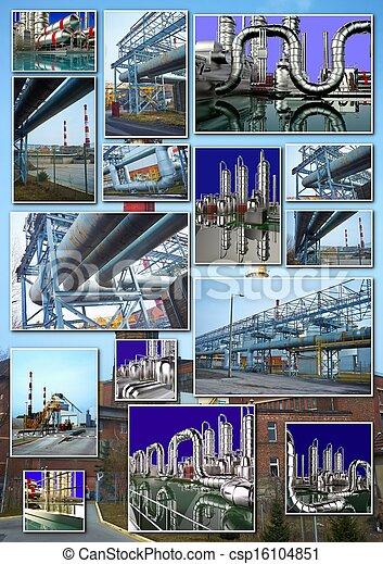 raffinerie - csp16104851
