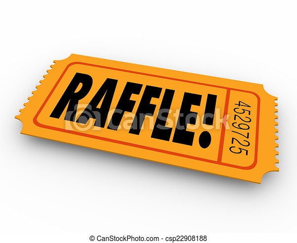 raffle ticket pictures