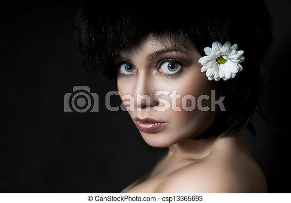 Pic di ragazza nera