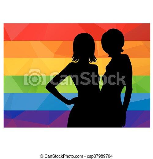 lesbiche in bianco e nero ragazze