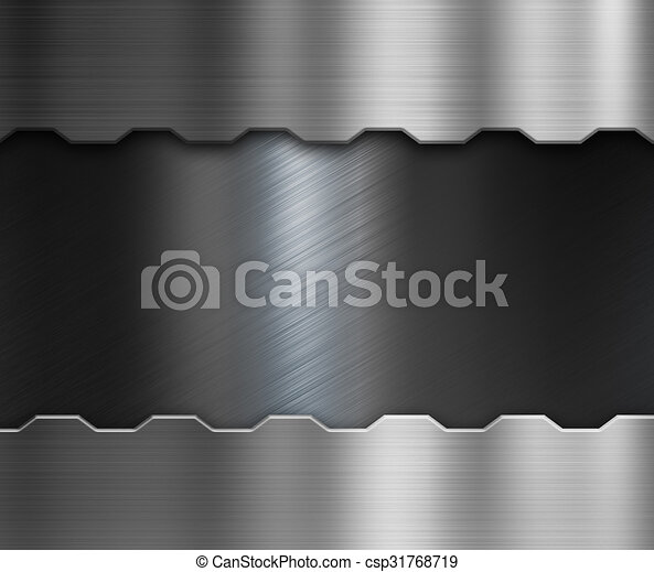 rahmen metall metallisch schwarzer hintergrund geb rstet platte aus metall metallisch. Black Bedroom Furniture Sets. Home Design Ideas