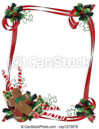 Weihnachten Fotorahmen.Rahmen Weihnachten Geschenkband Behandelt