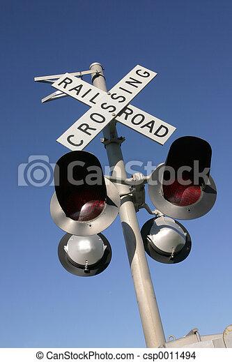 Railroad - csp0011494