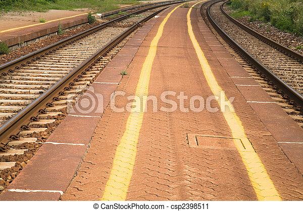 Railway - csp2398511