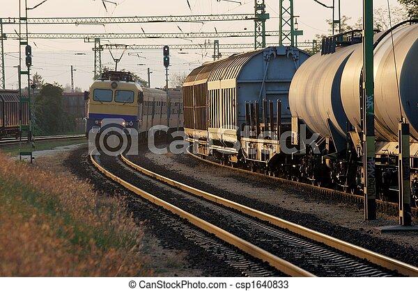 Railway - csp1640833