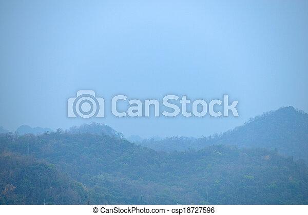 rain forest - csp18727596
