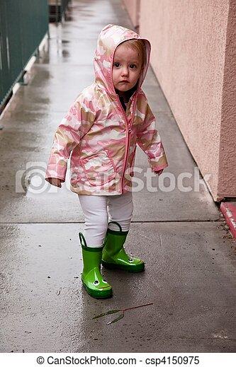 Rain gear - csp4150975