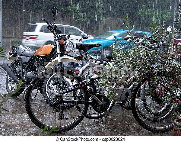 Rain - csp0023024