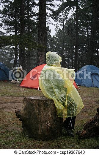 Rain - csp19387640