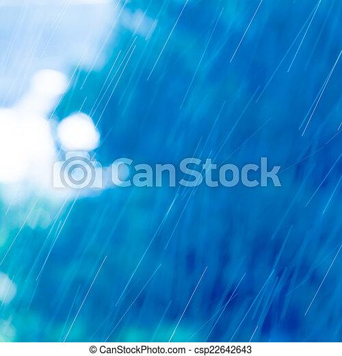 rain - csp22642643