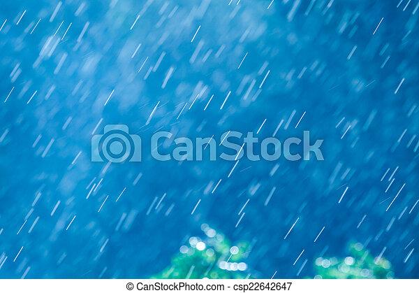 rain - csp22642647