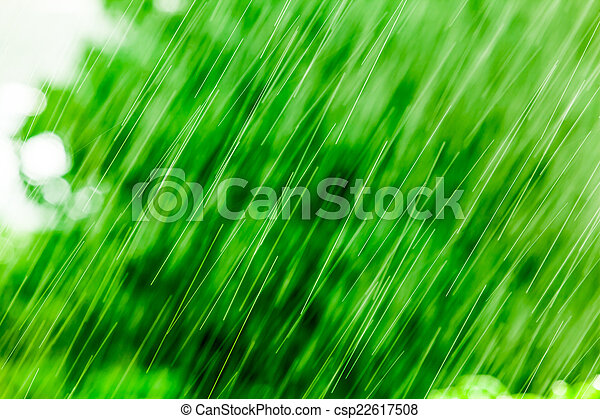 rain - csp22617508