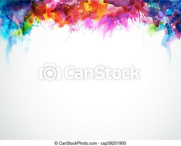 Rainbow  abstraction - csp39201900