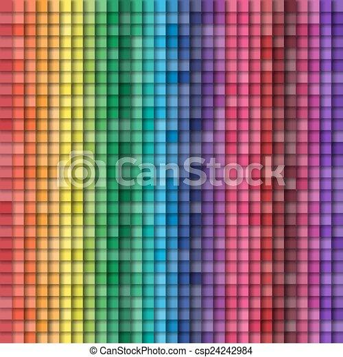 Rainbow background - csp24242984