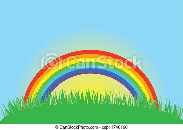 rainbow - csp11740160