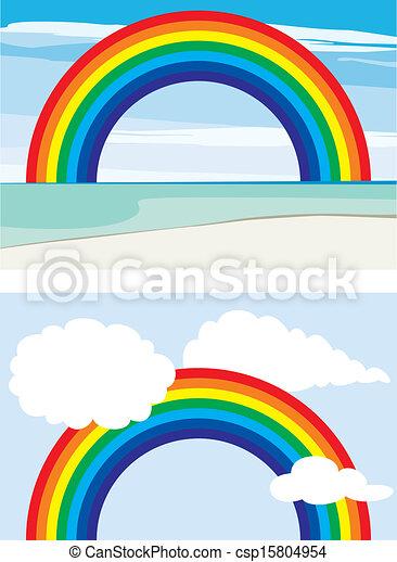 Rainbow - csp15804954