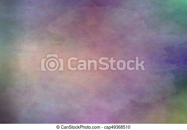 Rainbow color grungy background - csp49368510